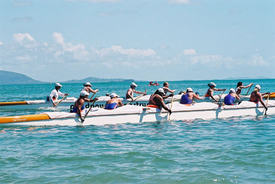 Regatta at Mooloolaba